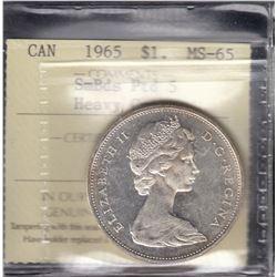 Canada - 1965 Silver Dollar