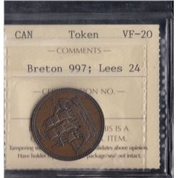 Ships Colonies & Commerce Token