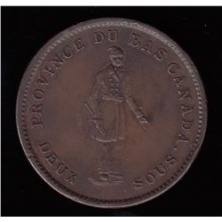 Lower Canada penny,