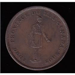 Lower Canada penny,