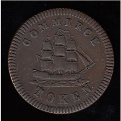 Copper Mullins Half Penny