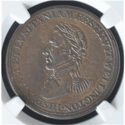 Wellington Token, 1812