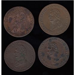 Wellington Tokens.