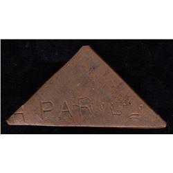 HUDSON'S BAY COMPANY - Ralph Parsons