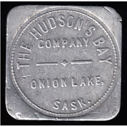 HUDSON'S BAY COMPANY - Onion Lake - Saskatchewan.