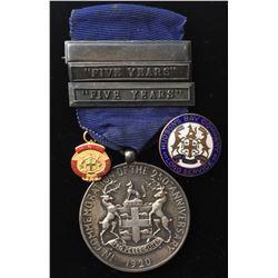 HUDSON'S BAY COMPANY - Long Service medal