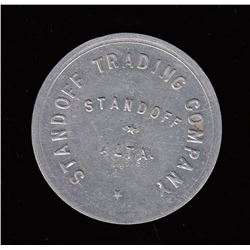 Alberta - STANDOFF - Standoff Trading Company, Standoff  - Private Fur Trade Token