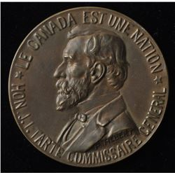 Canadian Medal - Universal Exposition in Paris Medal, 1900