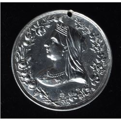 Canadian Medal - VictoriaMemorial Medal, 1901