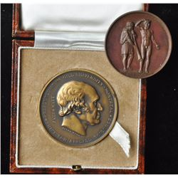 Canadian Medal - McGill University Montreal Medallions