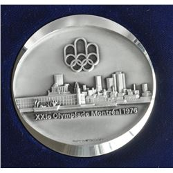Canadian Medal - Official Montreal Olympic Games Medal, 1976