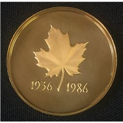 Canadian Medal - Coin Club