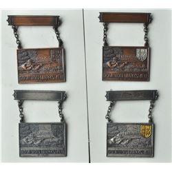 Dominion Marksmen Medals