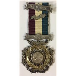 VCR No. 3 Company, Monthly Medal