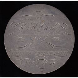 Canadian Shooting Medal
