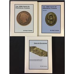 Numismatic Researcher & Author Rob Turner Large Cents Catalogues