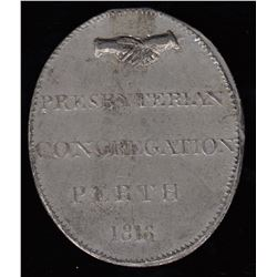 Canadian Communion Token - Ontario