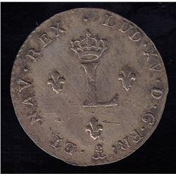 Sous-Marque.  1739-P.