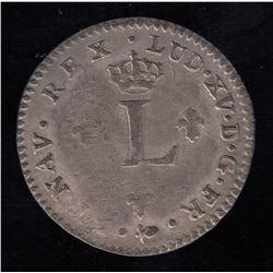 Sous-Marque.  1739-S.