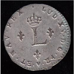 Sous-Marque.  1740/39-BB.
