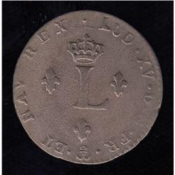 Sous-Marque.  1741-P.
