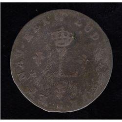 Sous-Marque.  1747/6-E.