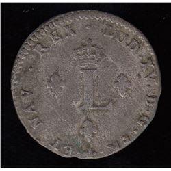 Sous-Marque.  1747-H.