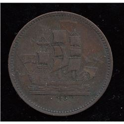 Ships, Colonies & Commerce Token