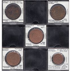 Ontario Masonic Pennies