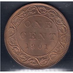 1901 One Cent