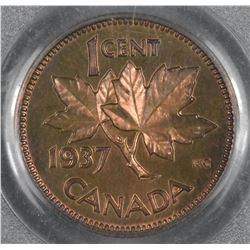 1937 One Cent