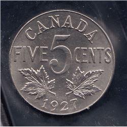 1927 Five Cents
