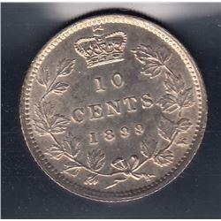 1899 Ten Cents
