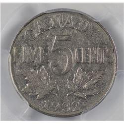 1932 Five Cents