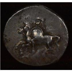 Calabria, Tarentum. 280-272 BC. AR Didrachm(Nomos)