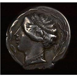 Bruttium, Terina. 440-425 BC. AR Nomos
