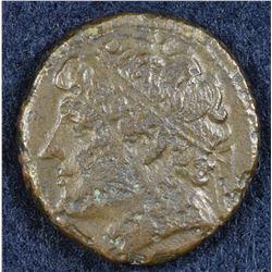 Sicily, Syracuse. Hieron II. 275-215 BC