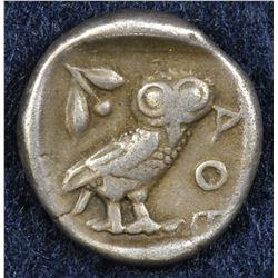 Attica, Athens. 454-404 BC. AR Drachm