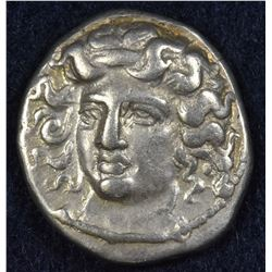 Thessaly, Larissa. 380-265 BC. AR Drachm