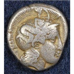 Thessaly, Pharsalos. 424-405 BC. AR Drachm