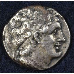 Ptolemaic Egypt, Ptolemy VIII. 145-116 BC. AR Tetradrachm