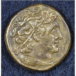 Ptolemaic Egypt, Ptolemy XII. 80-58 BC. AR Tetradrachm