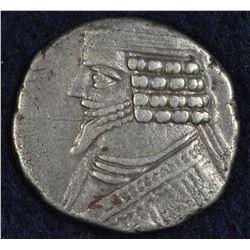 Parthia, Phraates IV. 38-2 BC. AR Tetradrachm