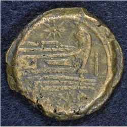 Roman Republic, 169-157 BC. AE As