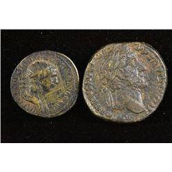 Group of 2 Roman Bonzes