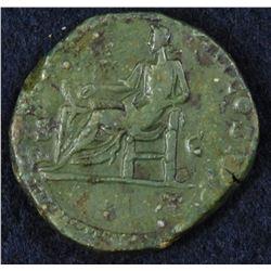 Commodus. 177-192 AD. AE Sestertius