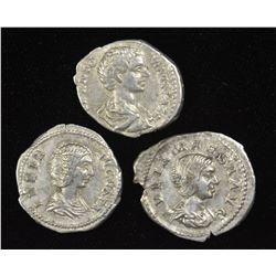 Severan Dynasty. 193-224 AD. AR Denarius