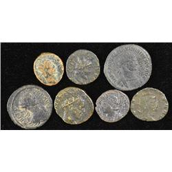 Various 3rd & 4th Century Roman