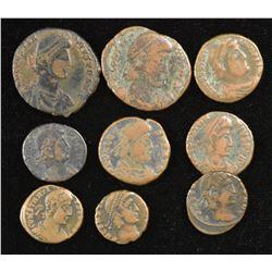 Various 4th Century Roman