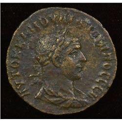 Syria, Antioch. Philip II. 244-249 AD. AE 8 Assaria